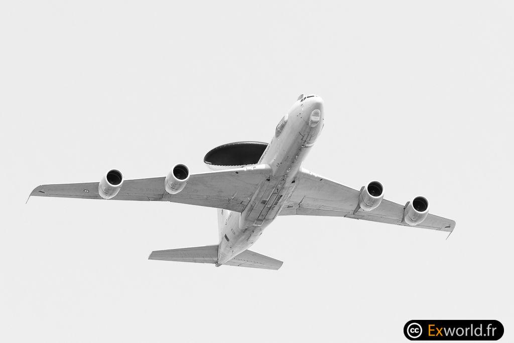 E-3F Sentry