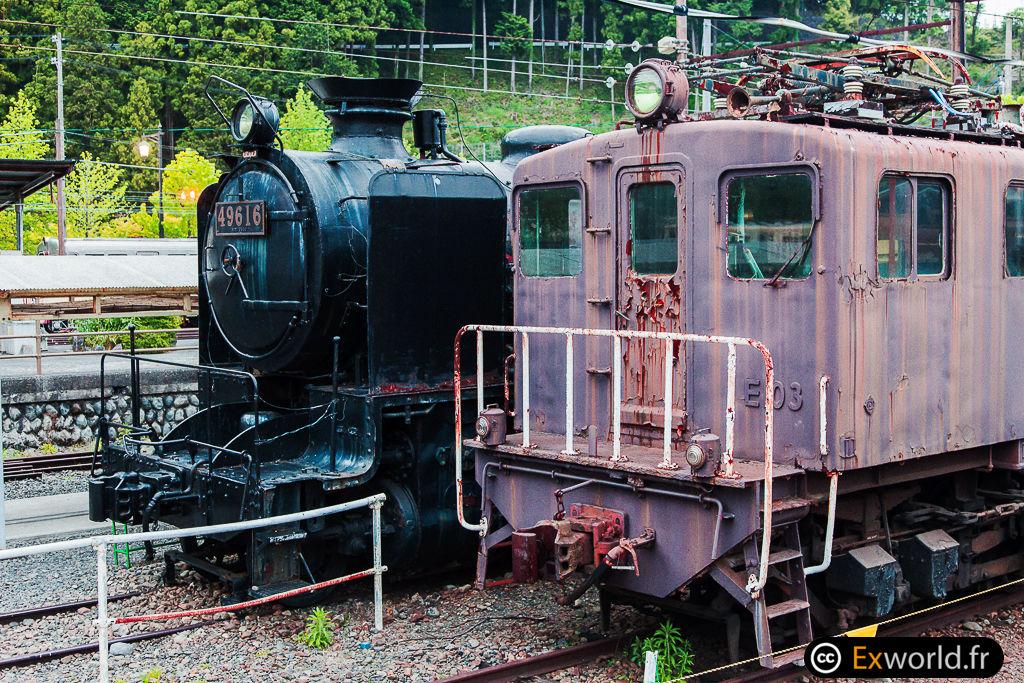 9600 SL et E103
