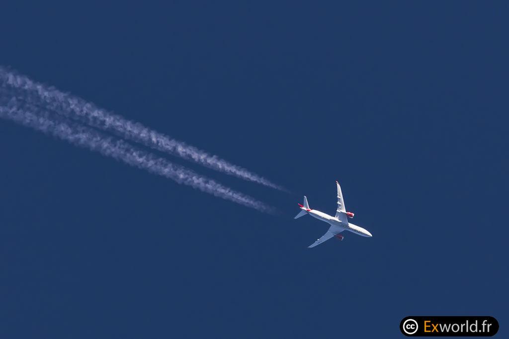 B787-9 G-VFAN Virgin Atlantic