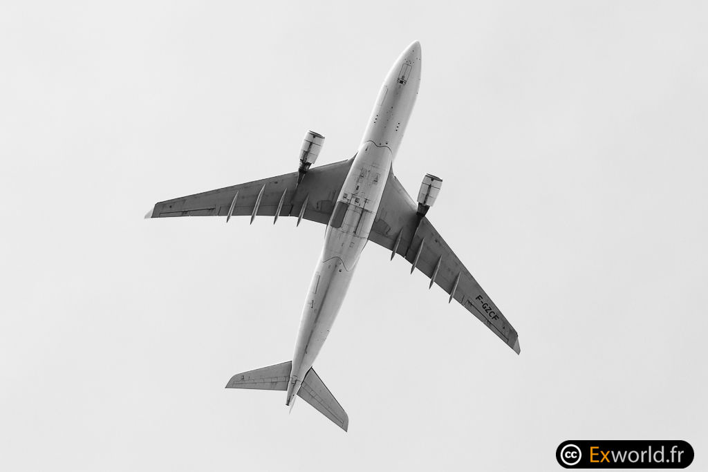 A330-203 F-GZCF Air France