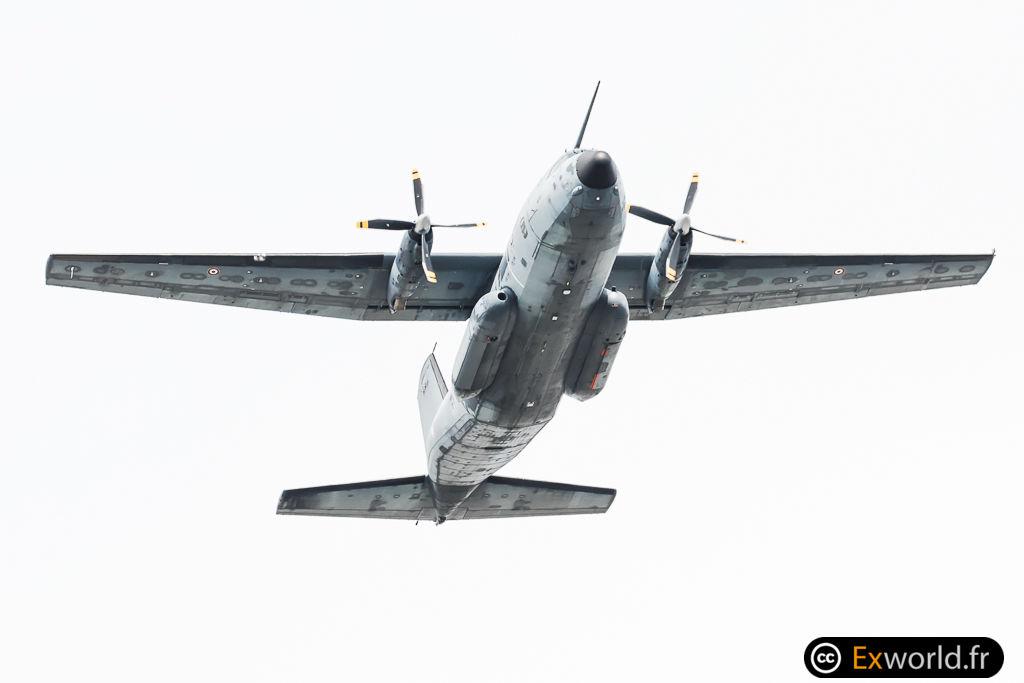 C-160 Transal ET 2/64 Anjou