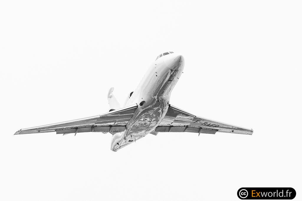 Falcon 900 ET 60 Villacoublay