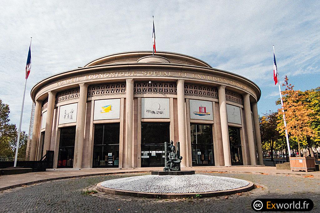 Palais d'Iena