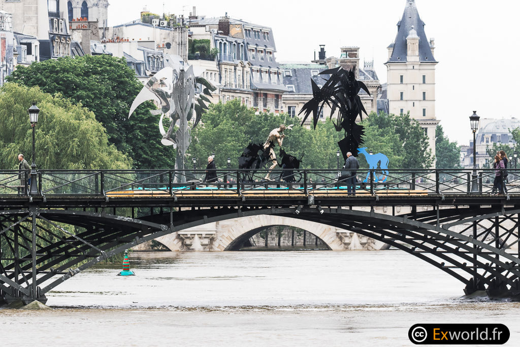 Pont des arts contemporains
