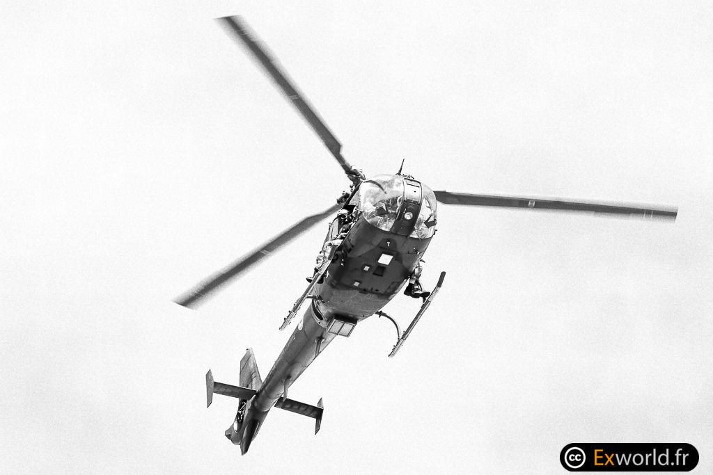 SA 341M Gazelle GEF