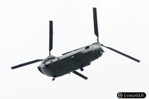 CH47 Chinook Royal Air Force