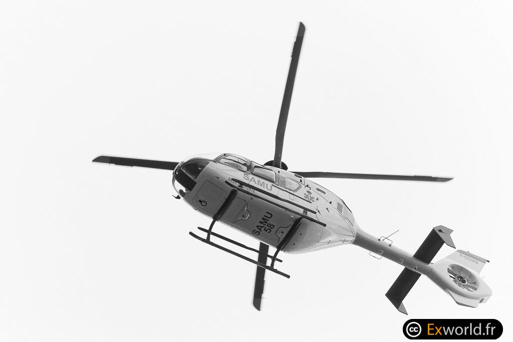 F-GSMB EC135 T1