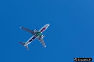 F-GZHY B737-8K2 Transavia