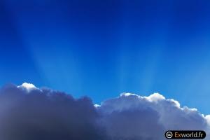 Warm-rays