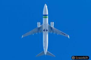 F-GZHM Boeing 737-8K2 Transavia France
