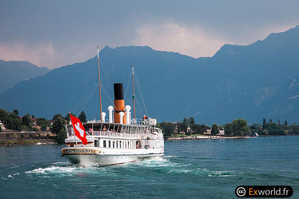 La Suisse 3
