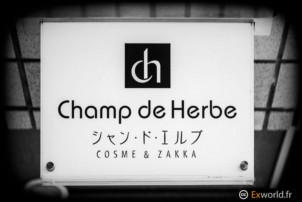 Champ de Herbe