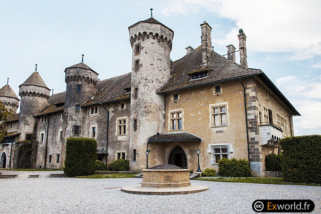 Chateau de Ripaille