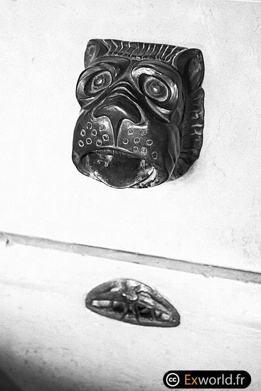 Robinet de chien