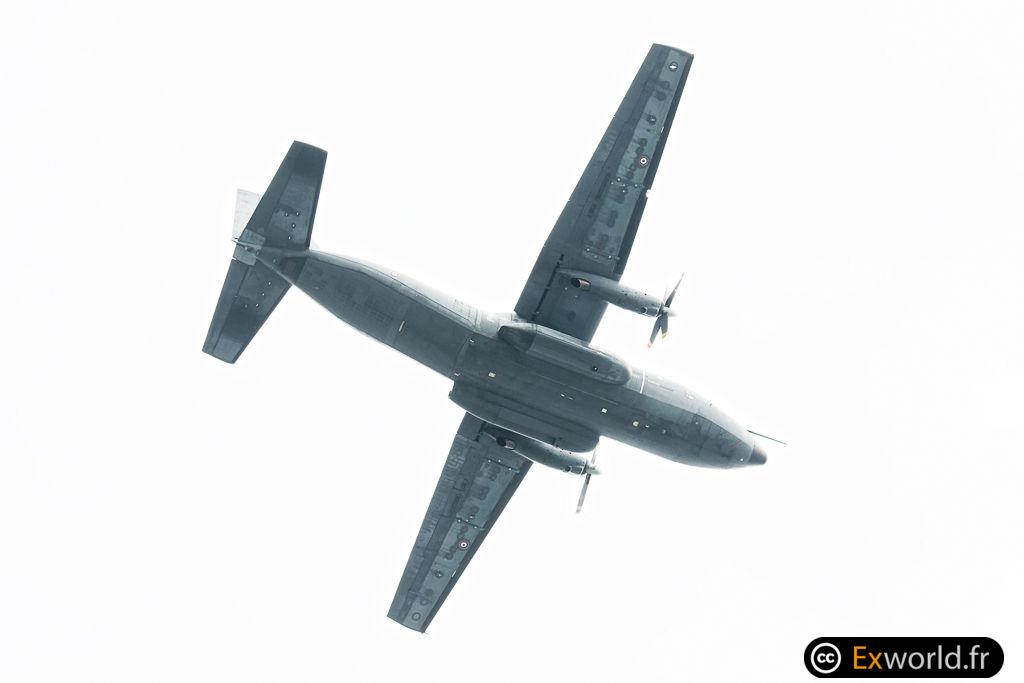 64-GL C-160 Transall ET 2/64 Anjou