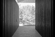 Four Cubes to Contemplate Our Environment de Tadao Ando 2