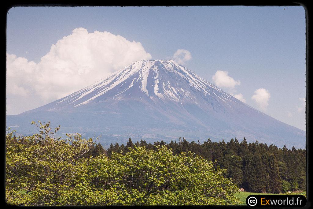 Fuji San de Nebara