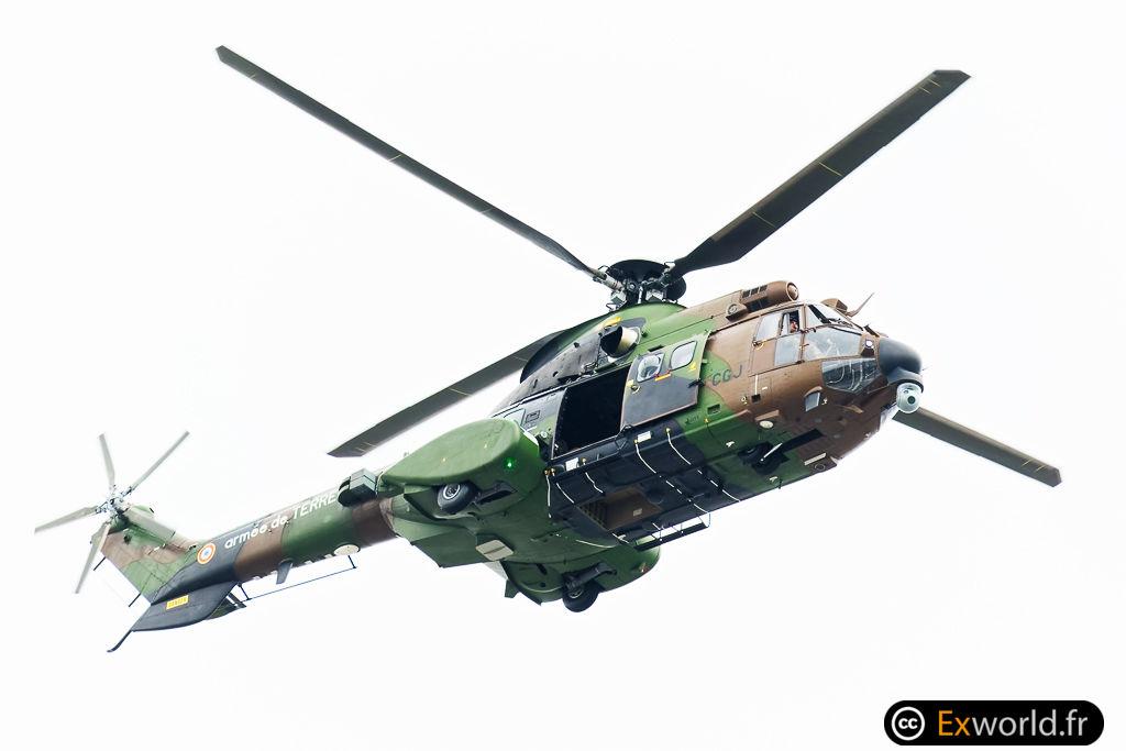 CGJ AS532 Cougar