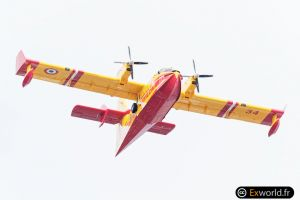 F-ZBFX Canadair CL415 34