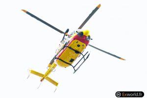 F-ZBPA EC145 Sécurité Civile