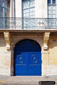 Lambert's door