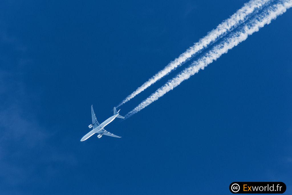 PH-BVB B777-306(ER) KLM