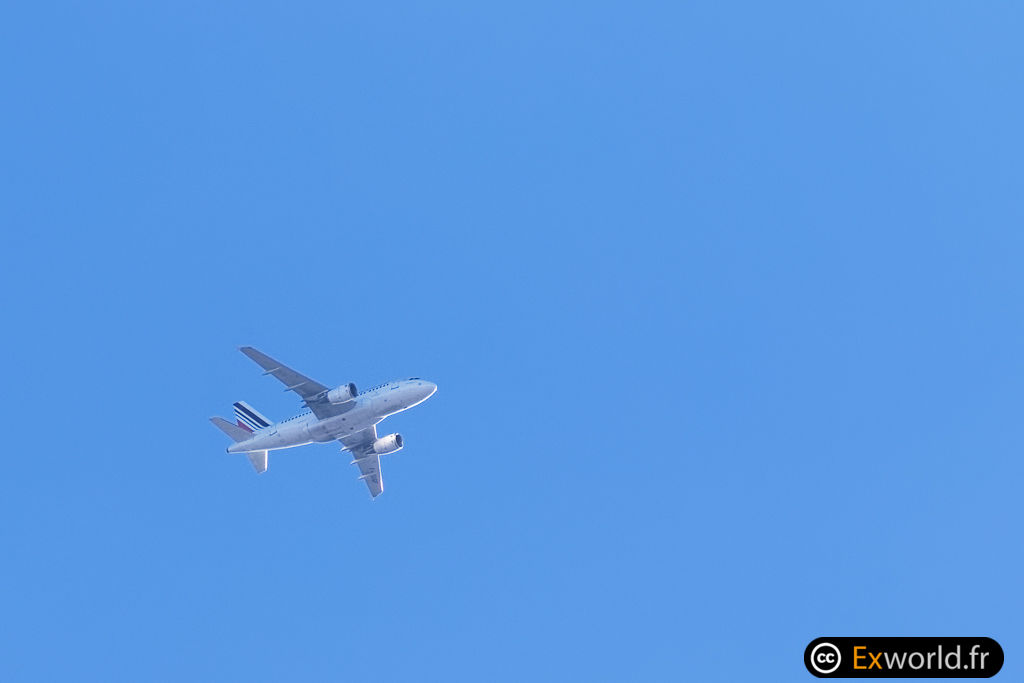 F-GUGF A318-111 Air France