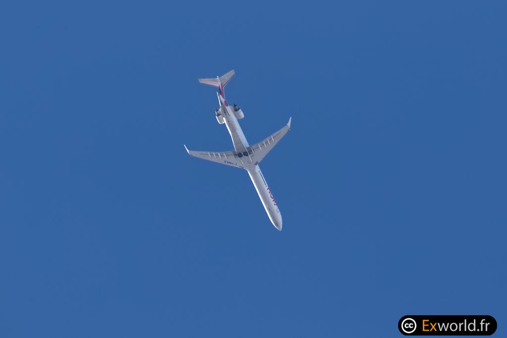 F-HMLE CRJ-1000 Hop