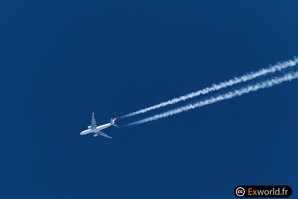HB-JHH A330-343 Swiss