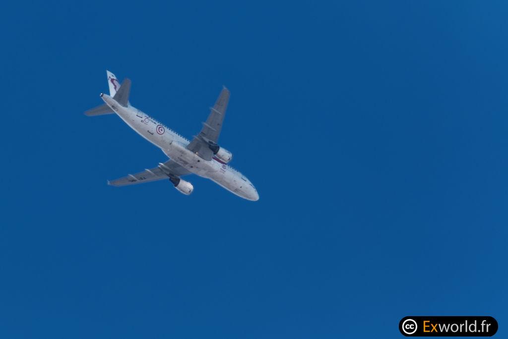 TS-IML A320-211 Tunisair