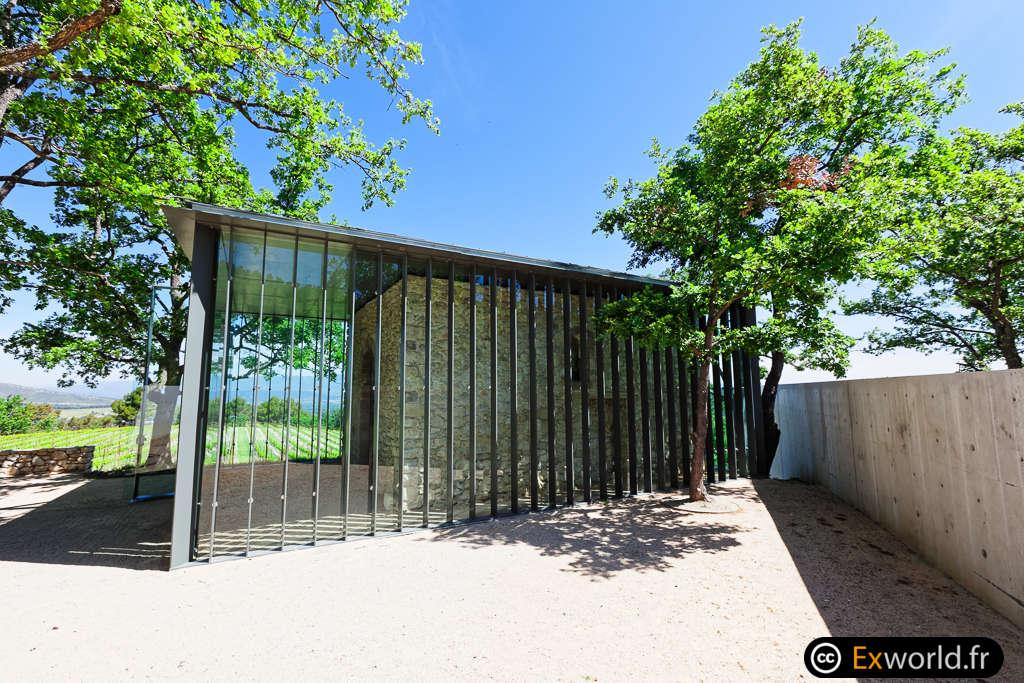 La Chapelle de Tadao Ando 1