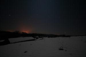 Le beau temps de nuit
