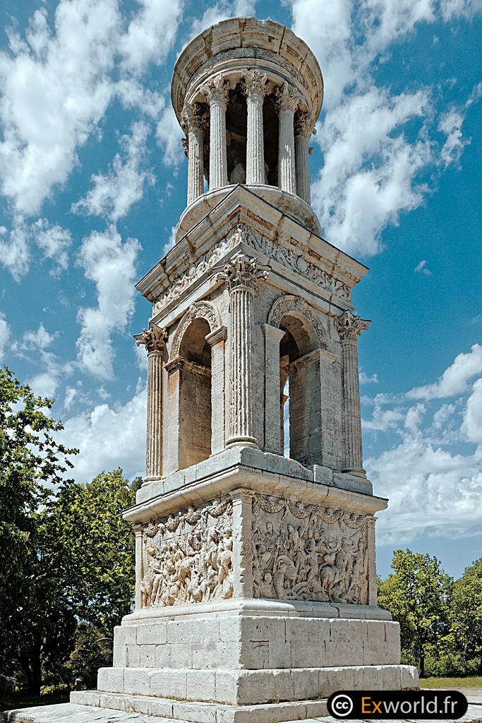Mausolee de Glanum