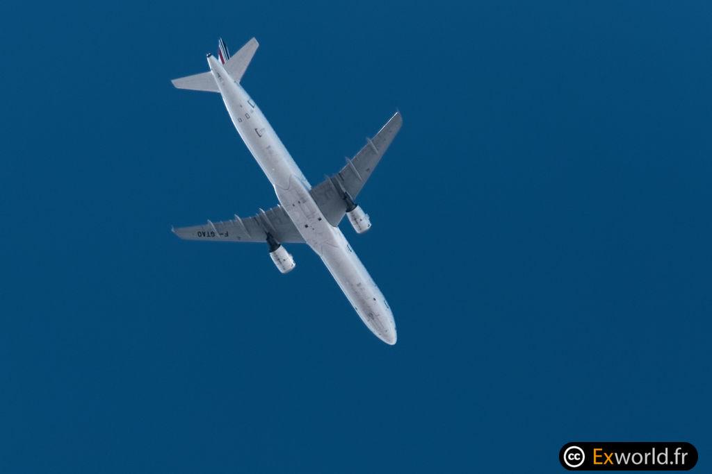 F-GTAO A321-212 Air France