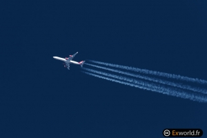 G-VFIT A340-642 Virgin Atlantic Airways