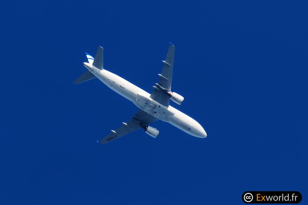 F-HZDP A320-214 Air Corsica