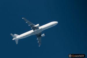 F-GMZA A321-111 Air France