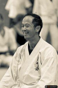 Minoru Akuzawa senseï