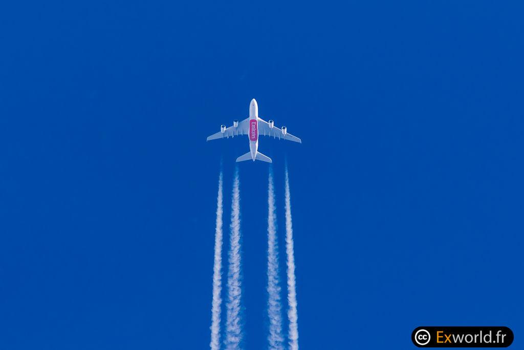 A380-861 A6-EDE Emirates