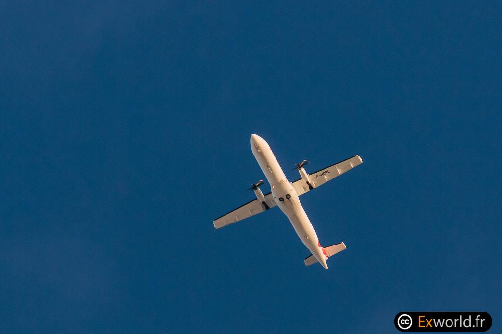 ATR 72-600 F-HOPL Hop!