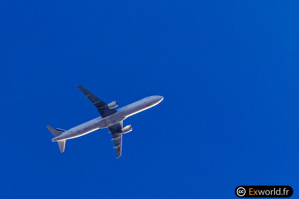 F-GMZC A321-111 Air France