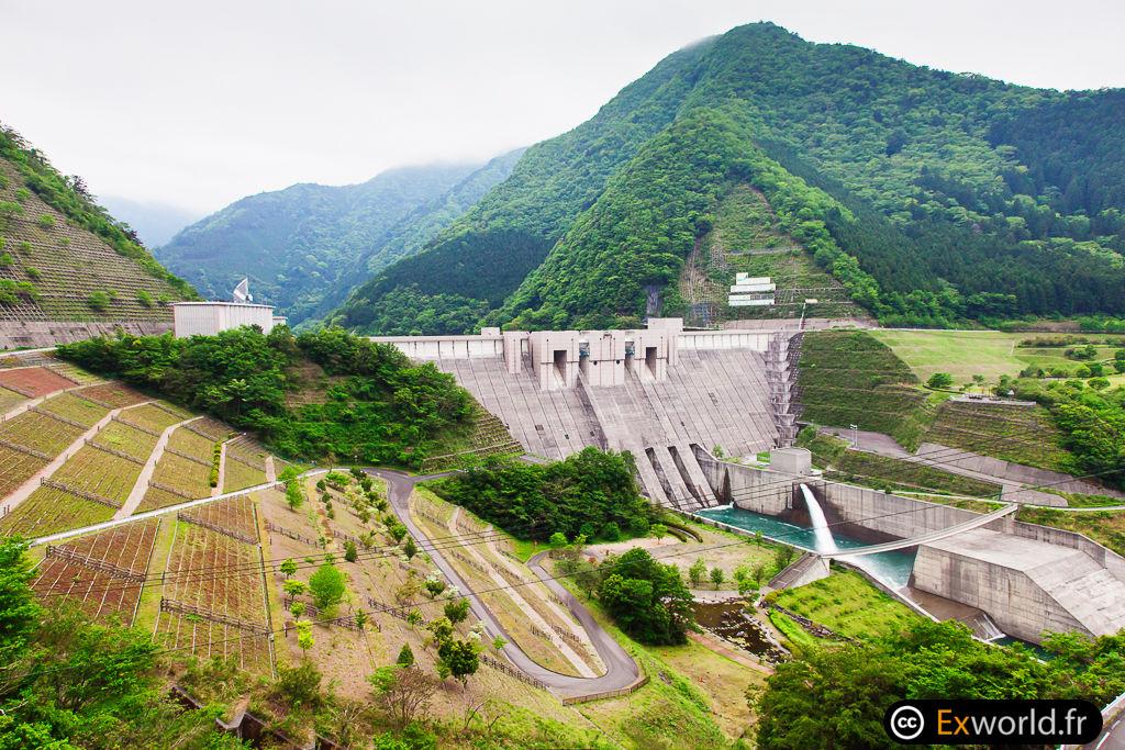 Nagashima Dam