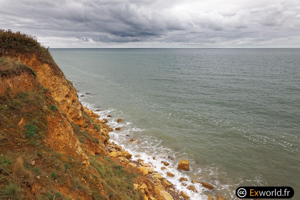 Normandy coasts