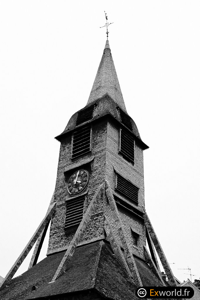 Wood church