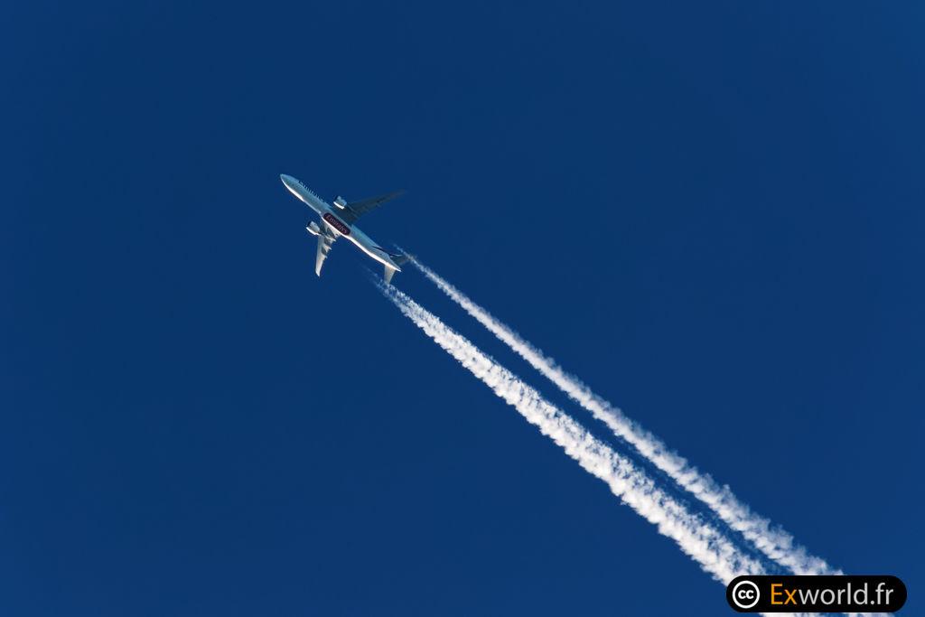 A6-ECX Boeing 777-31H(ER) Emirates