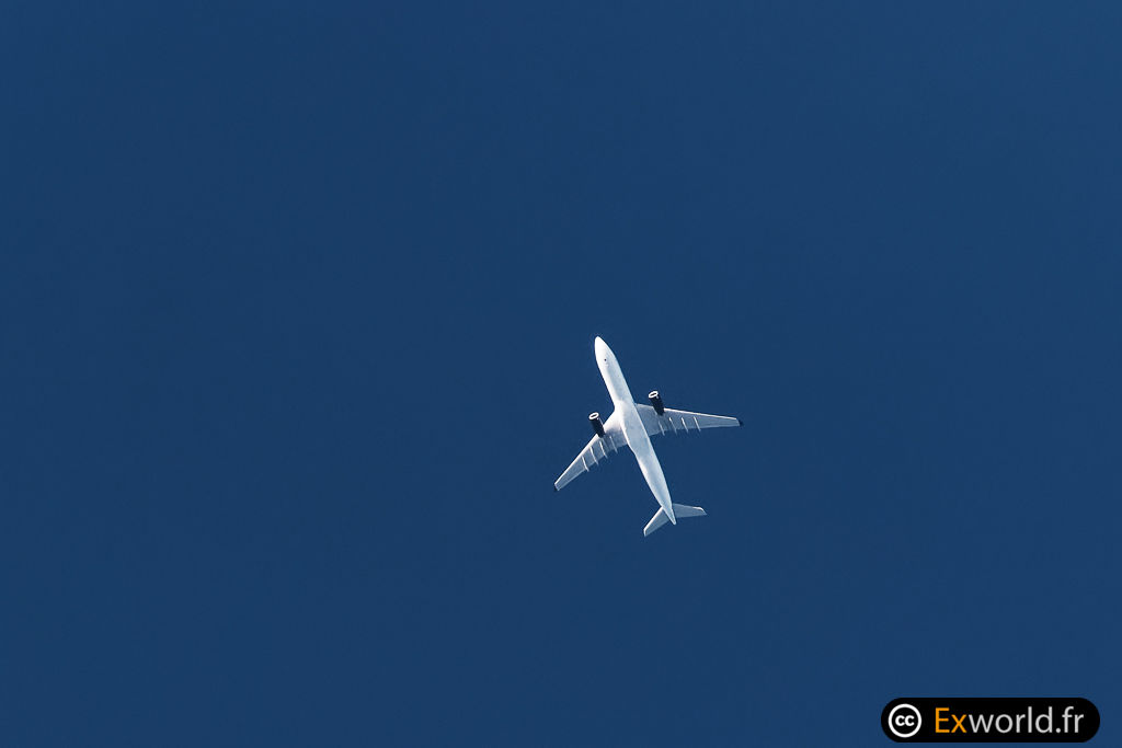 C-GEGI A330-343 Air Canada