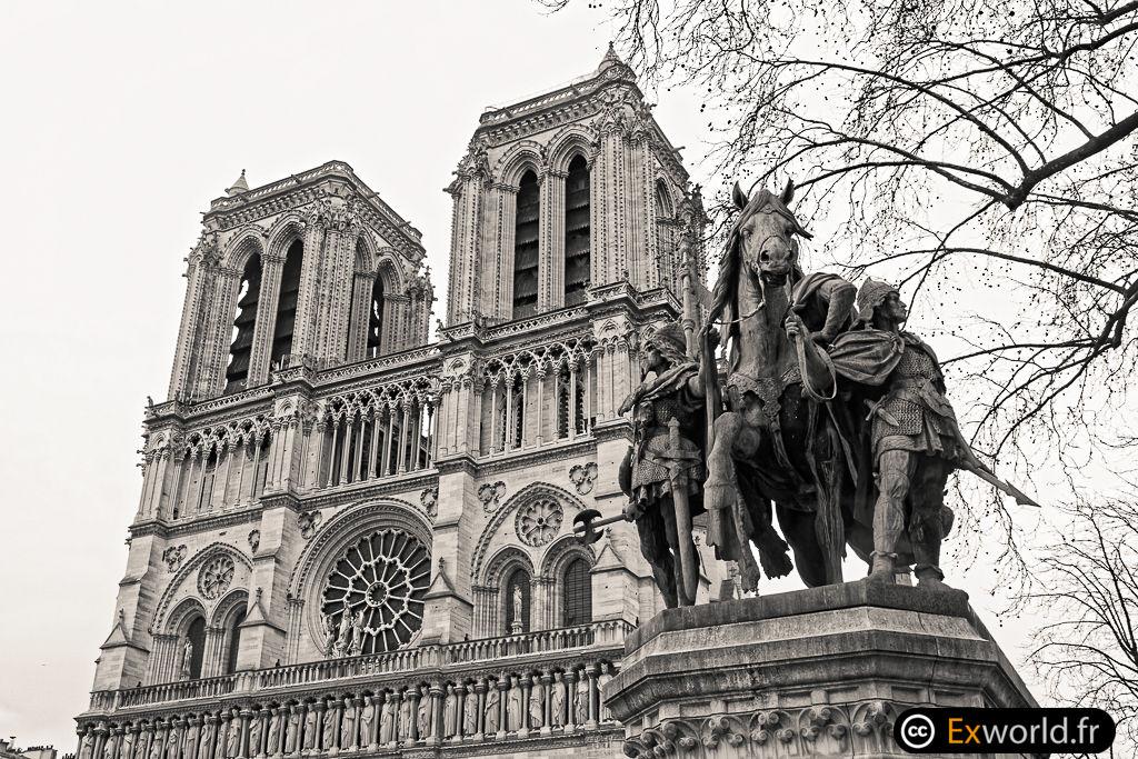 Charlemagne et ses leudes