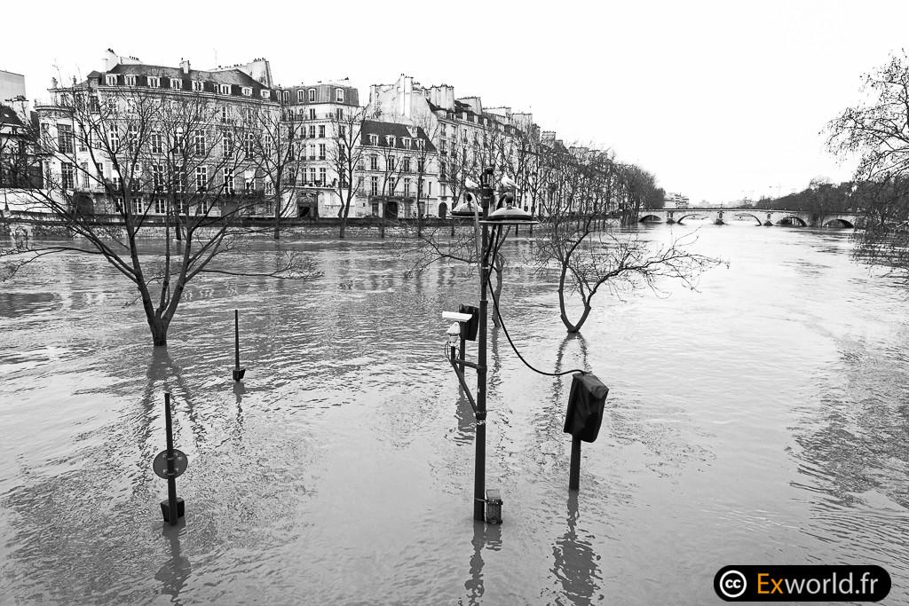 Flood of Paris January 2018