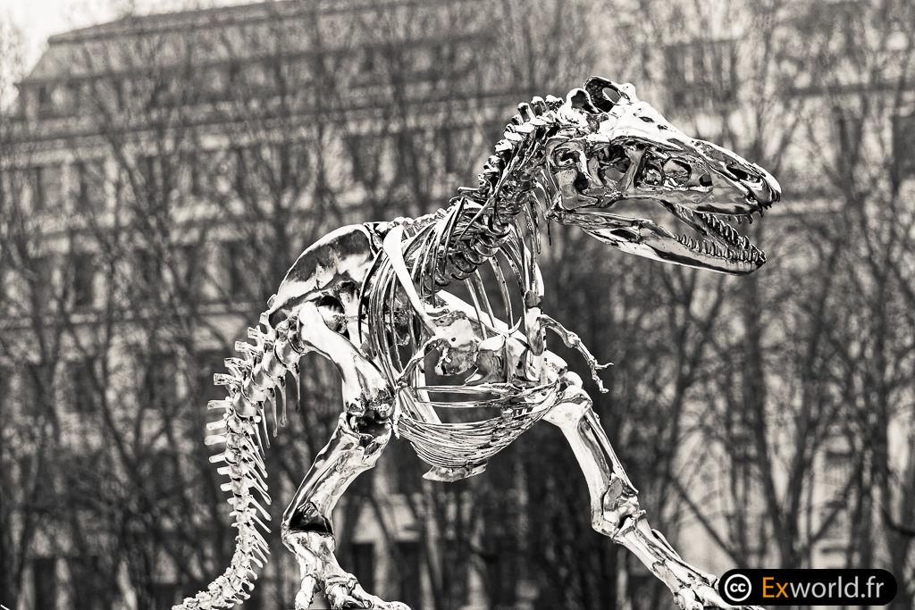 T Rex de Philippe Pasqua