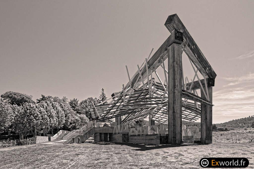 Pavillon de musique de Gehry Partners 3